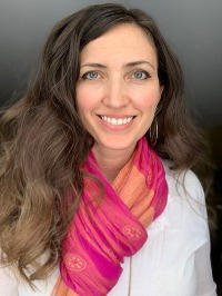 Author Sarah Lynne John